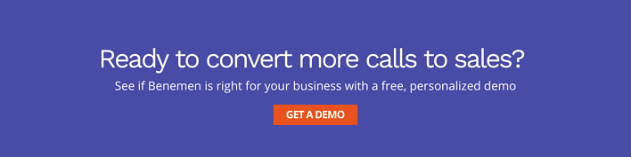 Convert calls to sales_Benemen Demo (3)