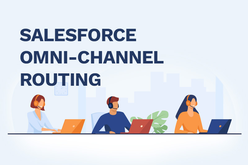 Salesforce-Omni-Channel-Routing