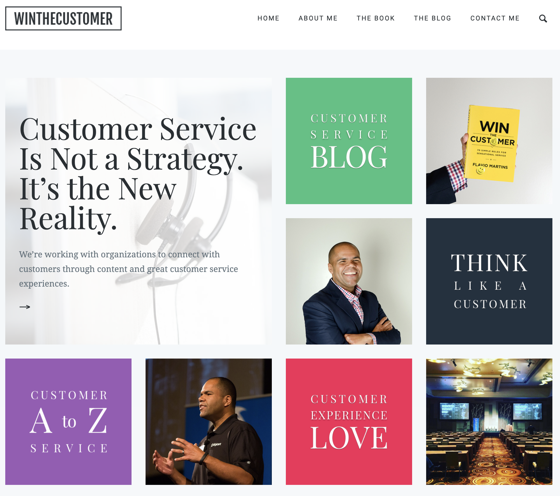 Top customer service blogs - win with the customer